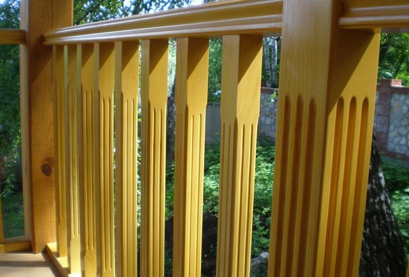 достаёте ведро деревянные резные ограждения балконов красивым шотландским вислоухим